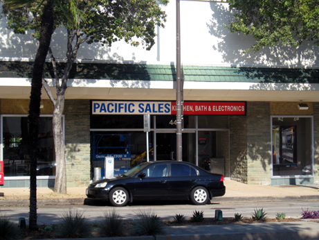 Pacific Sales opening soon on South Lake Avenue