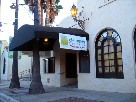 Elements Kitchen will be opening a second restaurant at the Pasadena Playhouse. Their other location is on Dayton St. and Fair Oaks Ave.