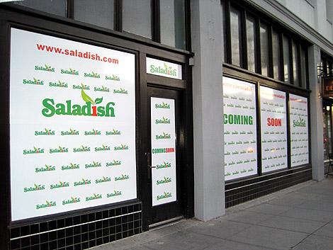 Saladish in Pasadena